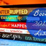 2015 Book List