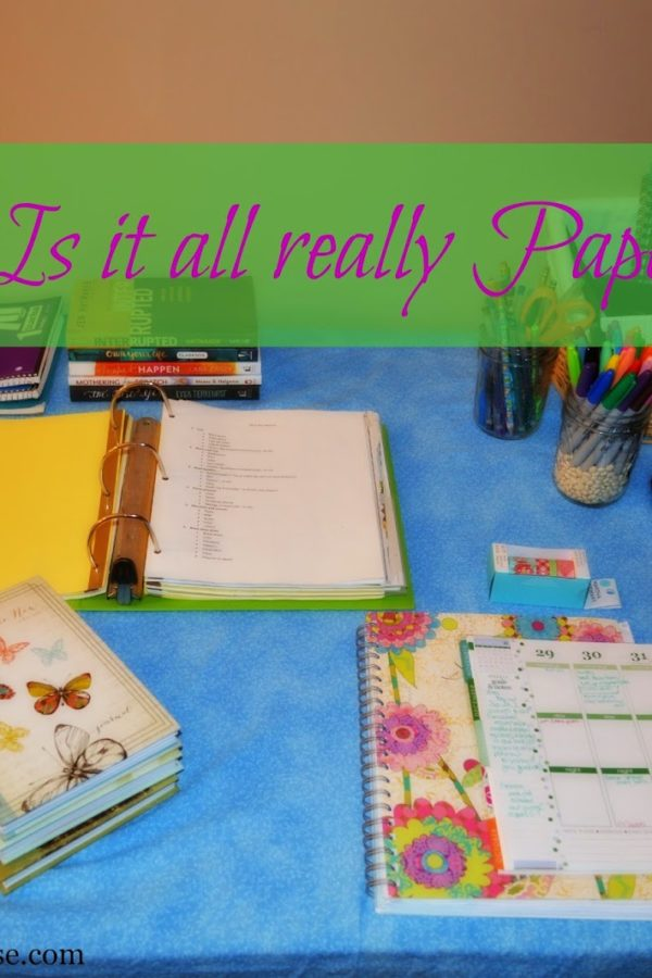 Is it all really Paper Clutter?