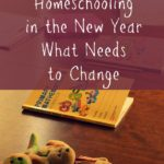 Homeschooling in the New Year – What Needs to Change