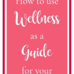How to use Wellness as a Guide for Your Homeschool