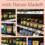 {31 Days} Keeping your Physical Health in check with Nature Made®