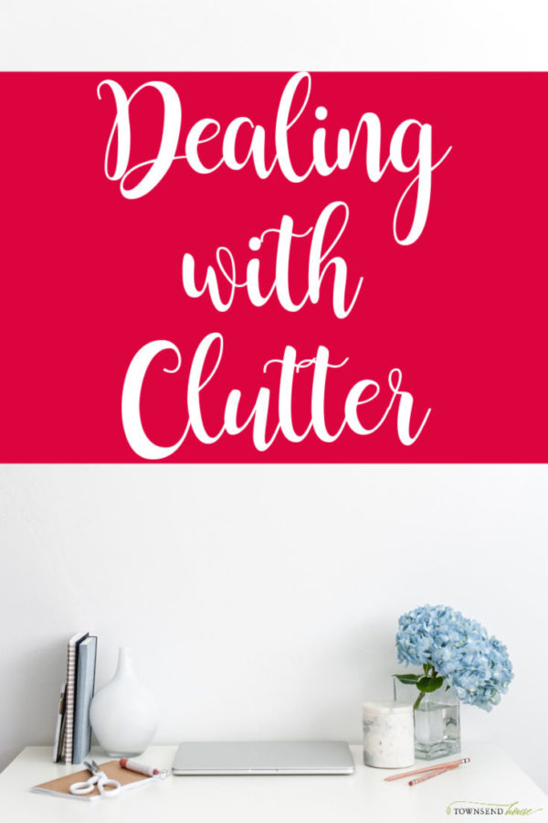 Dealing with Clutter