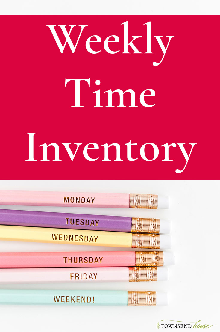 Time Inventory How to Guide