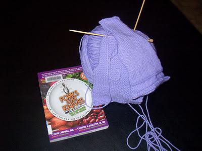 crunch time yarn along