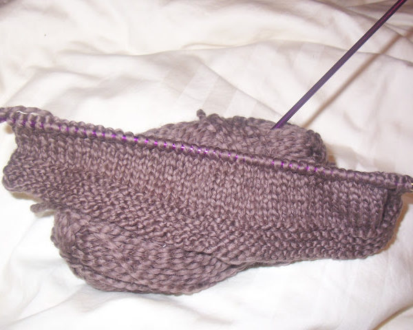 knitting for babes
