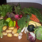 first winter CSA share!