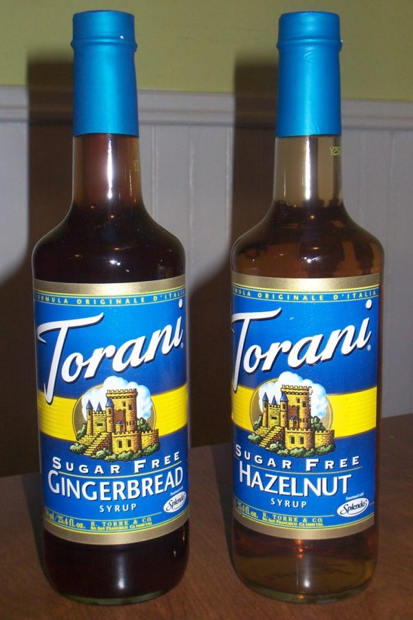 Torani for the holidays!