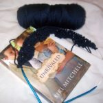 yarn along and new book!