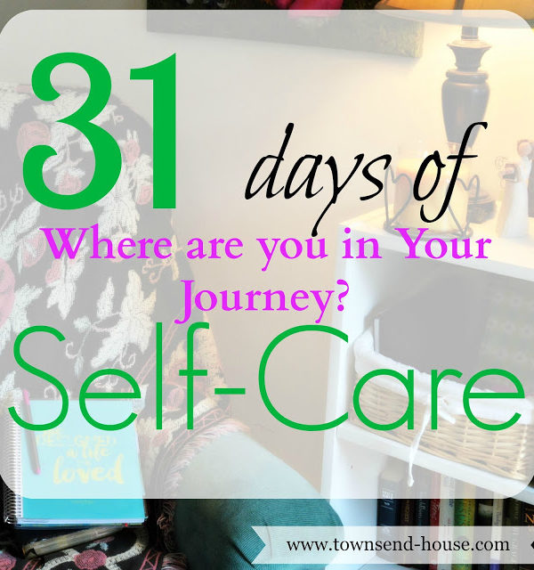 31 Days – Where are you in Your Journey?