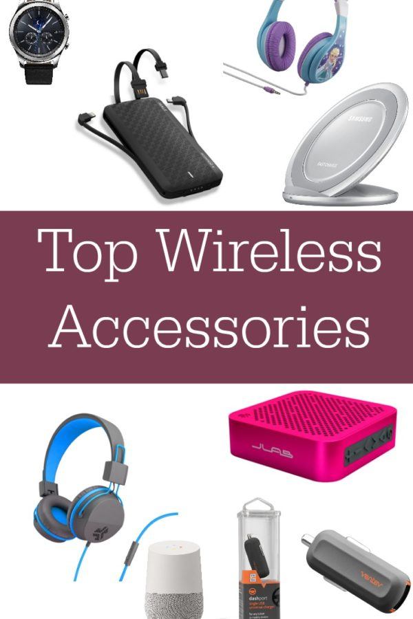 Top Wireless Accessories for the Holiday Season