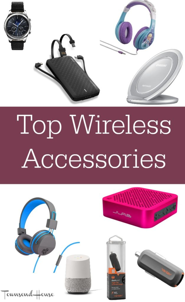 Top Wireless Gifts for Christmas