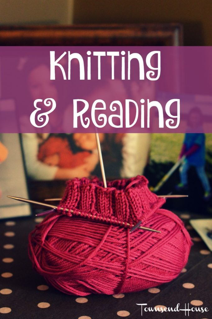 How I lost and then found my love of knitting and an amazing book recommendation