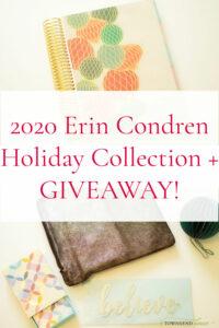 Erin Condren Holiday Collection