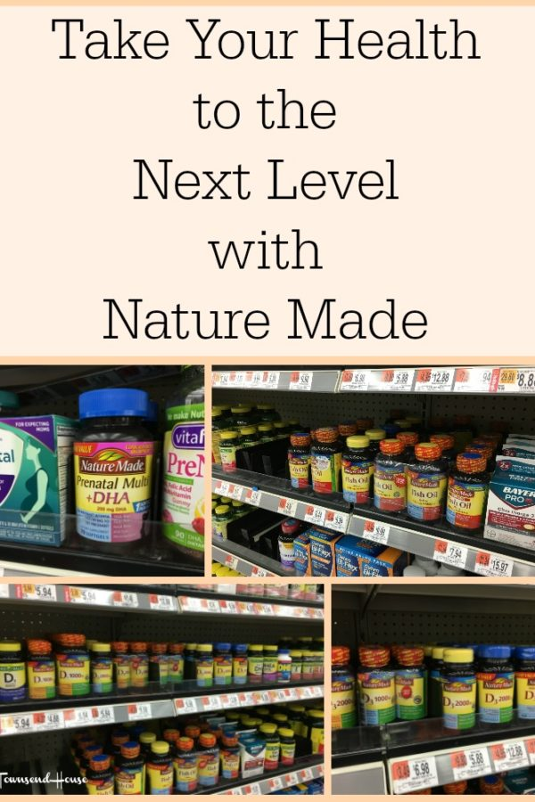 Take Your Health to the Next Level with Nature Made®