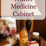 Top 4 Items from my Winter Medicine Cabinet
