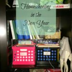 Homeschooling in the New Year