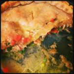 Turkey Pot Pie and a Recipe