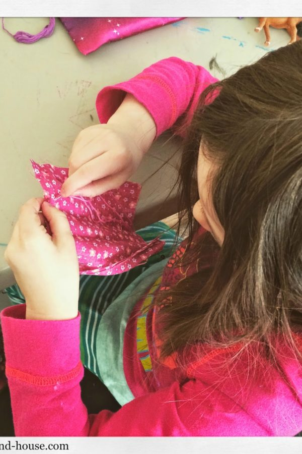 Handcrafts with Kids