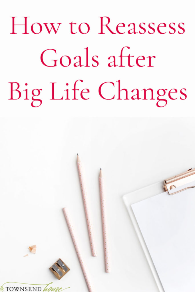 What happens when life throws you a curve ball? How do you reasses your goals? Goal planning will help bring normalcy back! + PowerSheets Giveaway