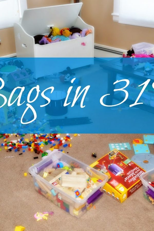 31 Bags in 31 Days