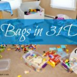 31 Bags in 31 Days Update