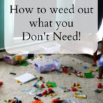 Kids Toys – How to Weed out what you don't Need