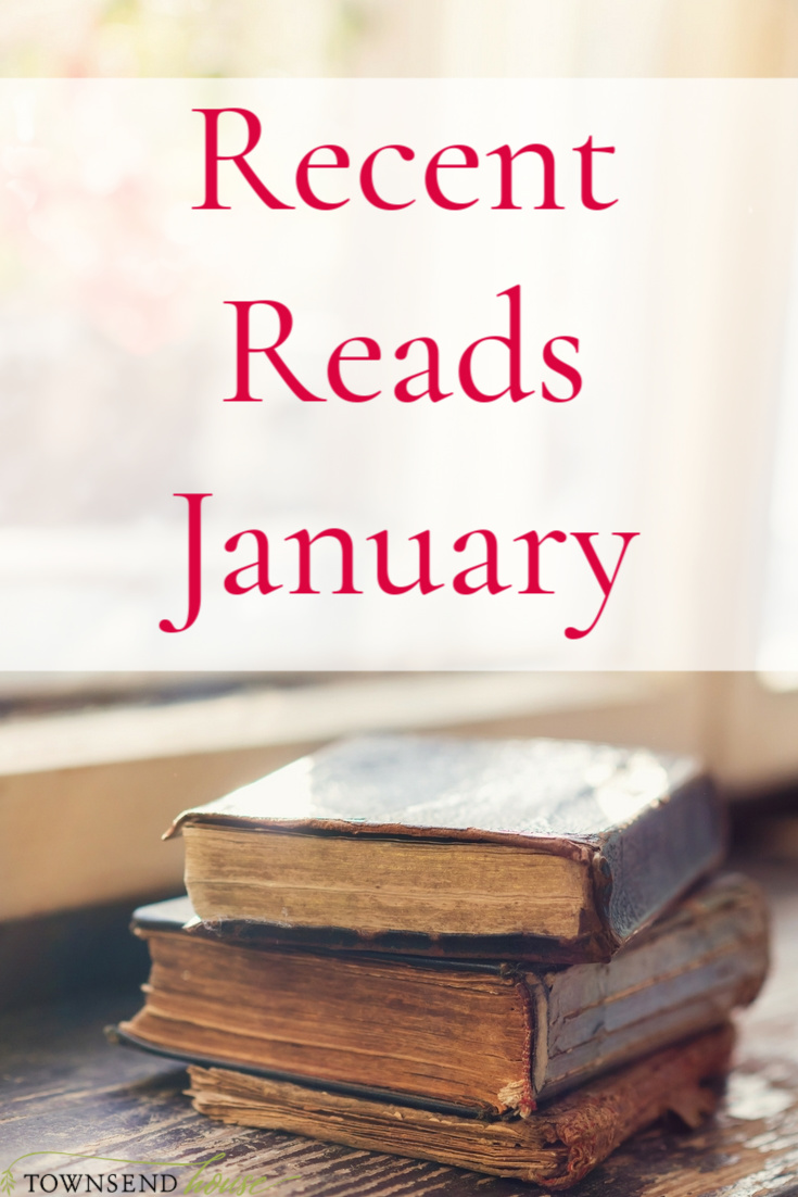Recent Reads January