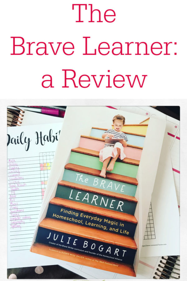 The Brave Learner Review