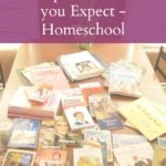 For when you accomplish more than you Expect – Homeschool