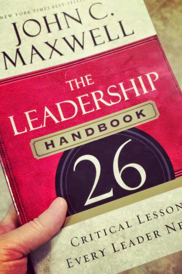 The Leadership Handbook by John C. Maxwell