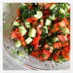 Fresh Vegetable Salad Recipe