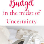 How to Budget in the Midst of Uncertainty