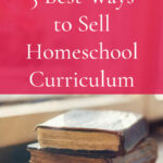 5 Best Ways to Sell Homeschool Curriculum