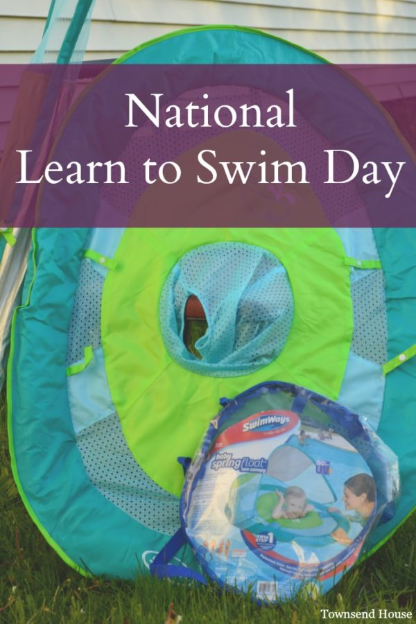 National Learn to Swim Day