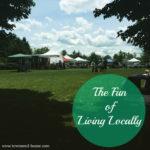 The Fun of Living Locally