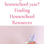 Missing Homeschool Resources