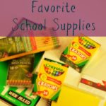 Back-to-School Shopping – Must Have School Supplies for the Elementary Years