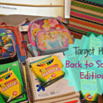 Target Haul – Back to School Edition