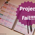 Project Fail!