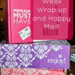 Our Homeschool Week Wrap up and Happy Mail!