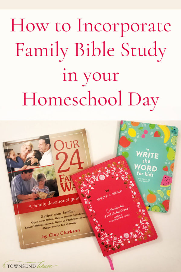 Family Bible Study