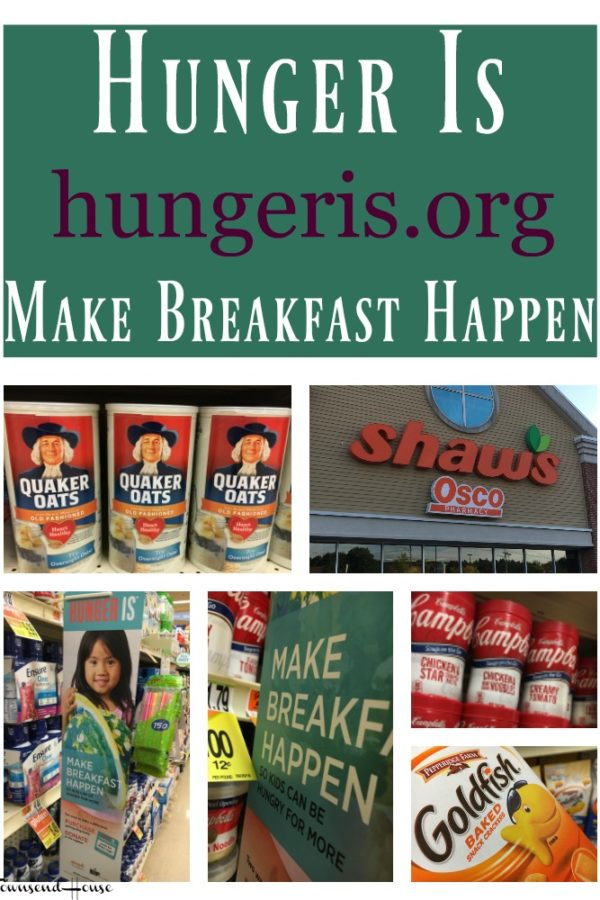 Hunger Is – Make Breakfast Happen