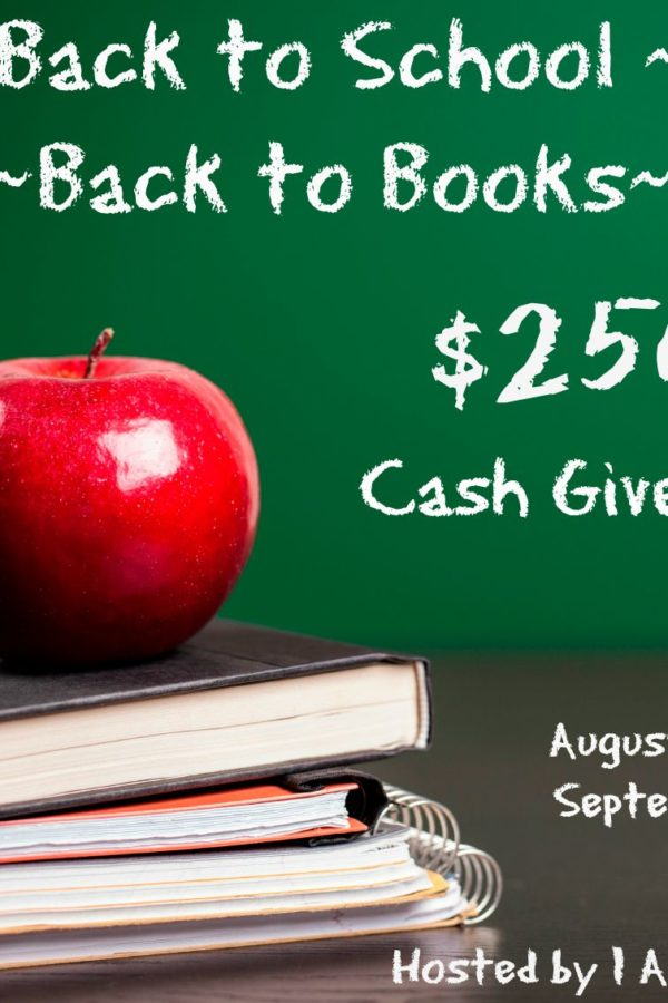 Back to the Books $250 Cash Giveaway!