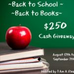 Back to School $250 Giveaway!