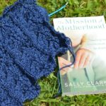 new book and more knitting