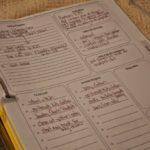 Daily Planning Worksheet – How I Plan My Days