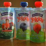 Stonyfield Organic Yogurt Pouches Feature!