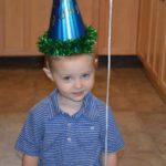 Happy Birthday to my *not so* baby boy!