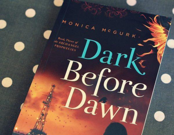 Dark Before Dawn by Monica McGurk – Book Review