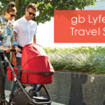 Take a Look at the Gorgeous GB Lyfe Travel Pram System!